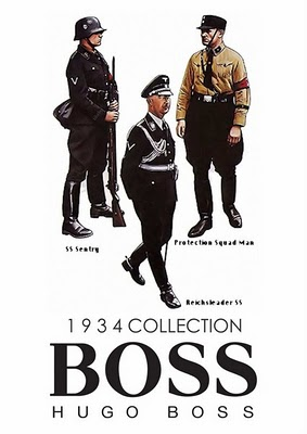 Hugo Boss SS Collection 1934